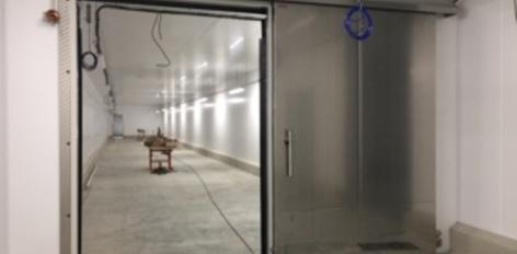 Franche comt isolation panneaux et portes isothermes installation de charcuteries - Chambre froide isolation ...